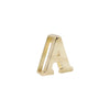 18K Saudi Gold Serendipity Collection A Charm