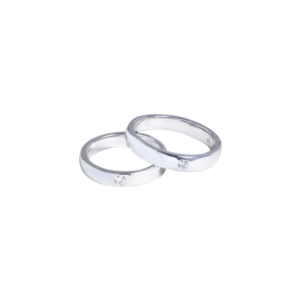 Anthea Diamond Wedding Ring