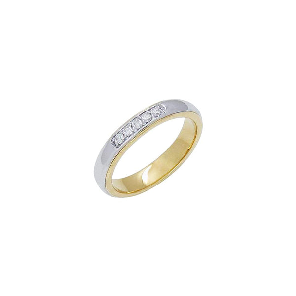 Clio Diamond Wedding Ring