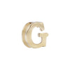 18K Saudi Gold Serendipity Collection G Charm