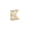 18K Saudi Gold Serendipity Collection K Charm