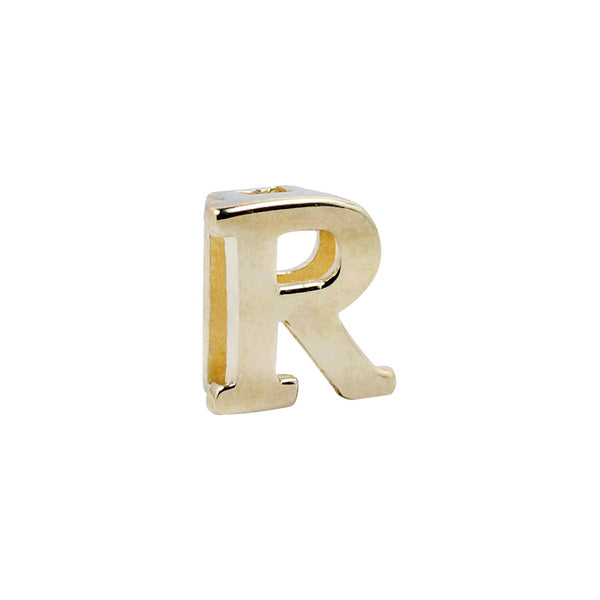 18K Saudi Gold Serendipity Collection R Charm