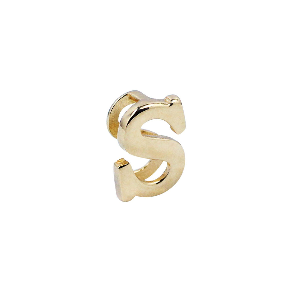 18K Saudi Gold Serendipity Collection S Charm