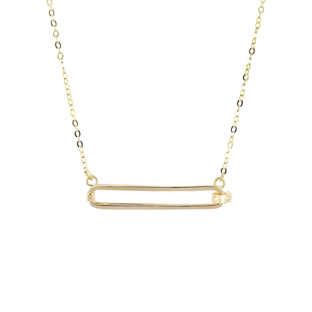 18K Saudi Gold Serendipity Necklace