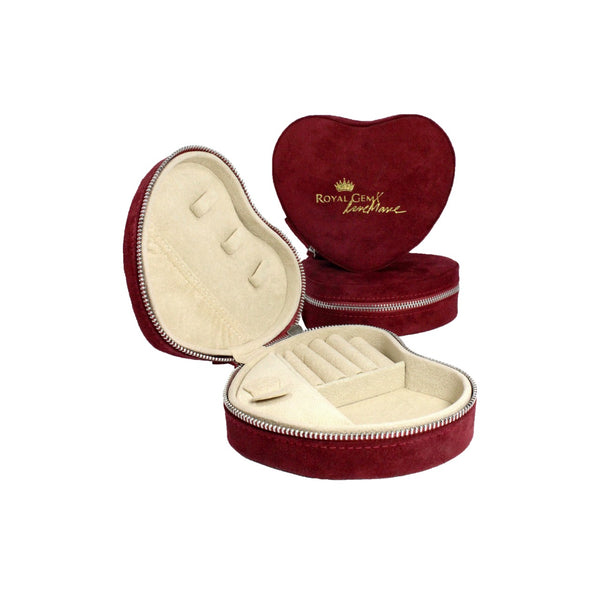 Royal Gem X Love Marie Travel Jewelry Box Organizer