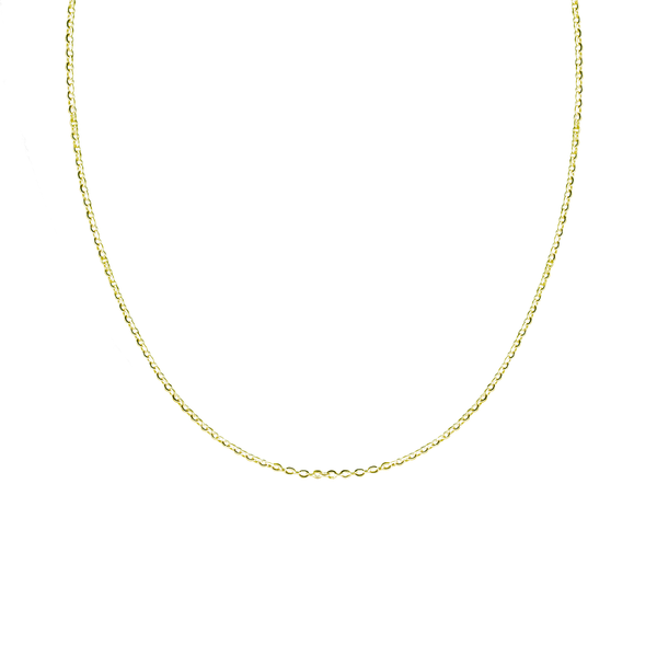 14K Italian Gold Fantasia Chain Necklace