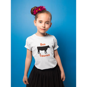 Cow AS Colour Kids Youth Crew T-Shirt-Kids - Apparel - T-Shirts-Tiny White Lies