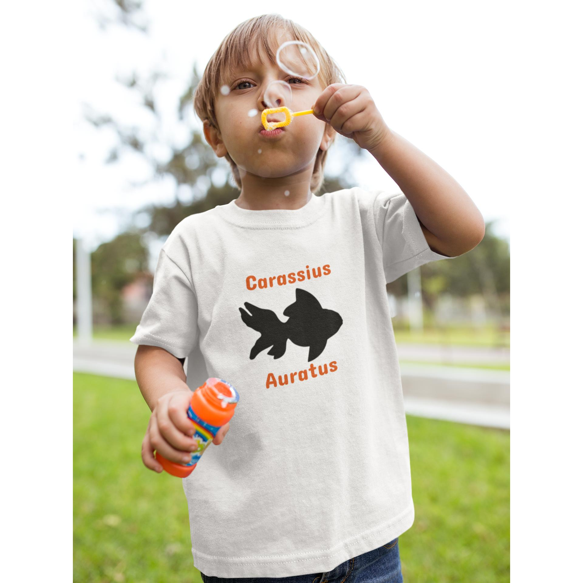 Goldfish AS Colour Kids Youth Crew T-Shirt-Kids - Apparel - T-Shirts-Tiny White Lies