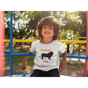 Lion AS Colour Kids Youth Crew T-Shirt-Kids - Apparel - T-Shirts-Tiny White Lies