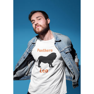 Lion - AS Colour Organic Tee-Men - Apparel - Shirts - T-Shirts-Tiny White Lies