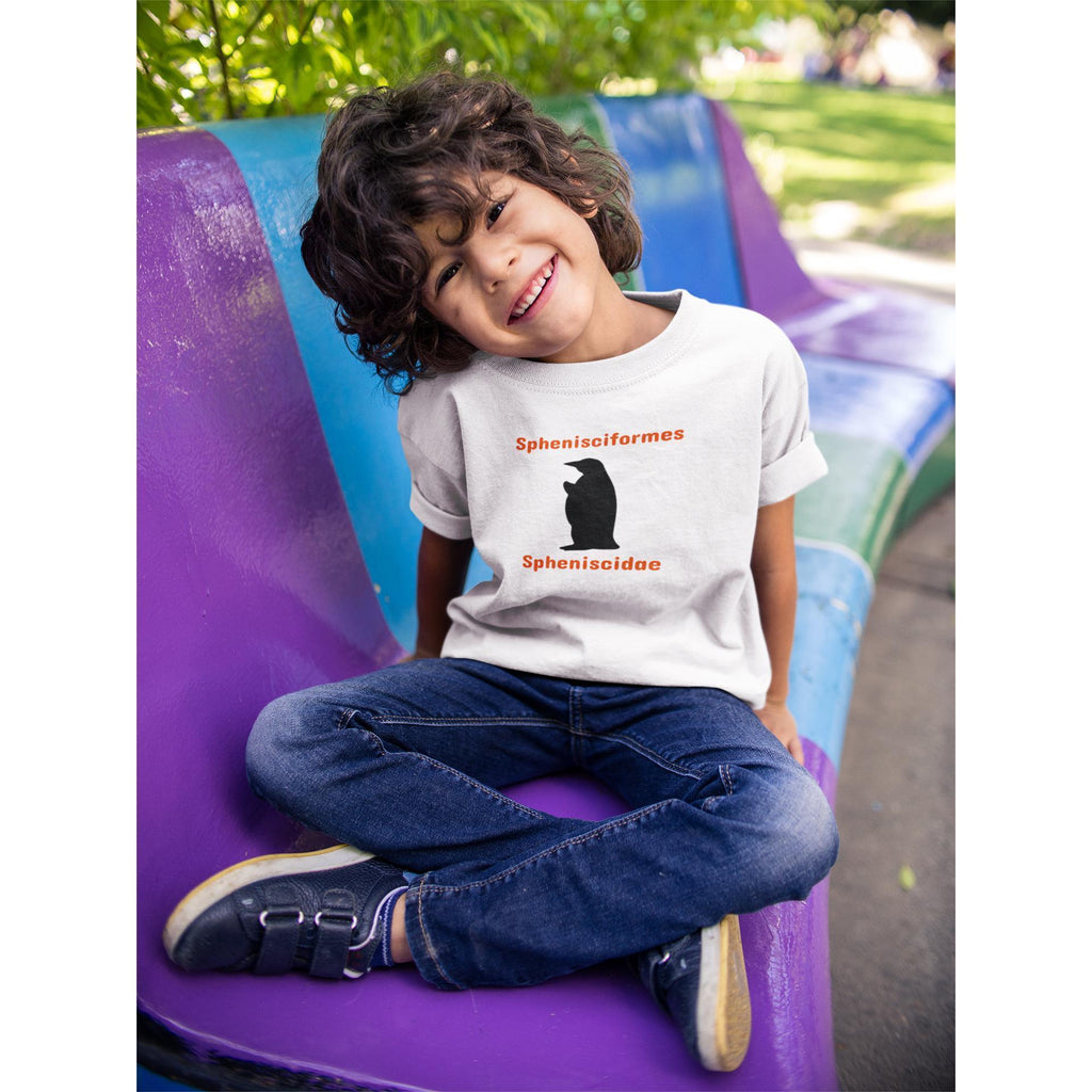 Penguin AS Colour Kids Youth Crew T-Shirt-Kids - Apparel - T-Shirts-Tiny White Lies