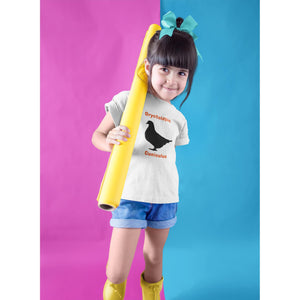Pigeon AS Colour Kids Youth Crew T-Shirt-Kids - Apparel - T-Shirts-Tiny White Lies
