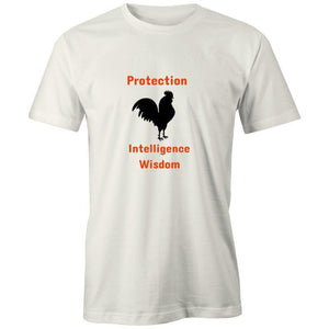 Rooster - AS Colour Organic Tee-Men - Apparel - Shirts - T-Shirts-Natural-XXS-Tiny White Lies