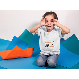 Snake AS Colour Kids Youth Crew T-Shirt-Kids - Apparel - T-Shirts-Tiny White Lies