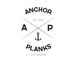 Anchor Plank Longboard Skateboards
