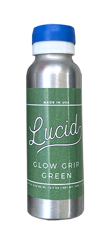 Lucid Grip - Clear Grip Color Grip and Glow Grip (Grip Only)