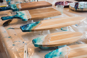 Lucid Craftsman Clear Art Epoxy Resin