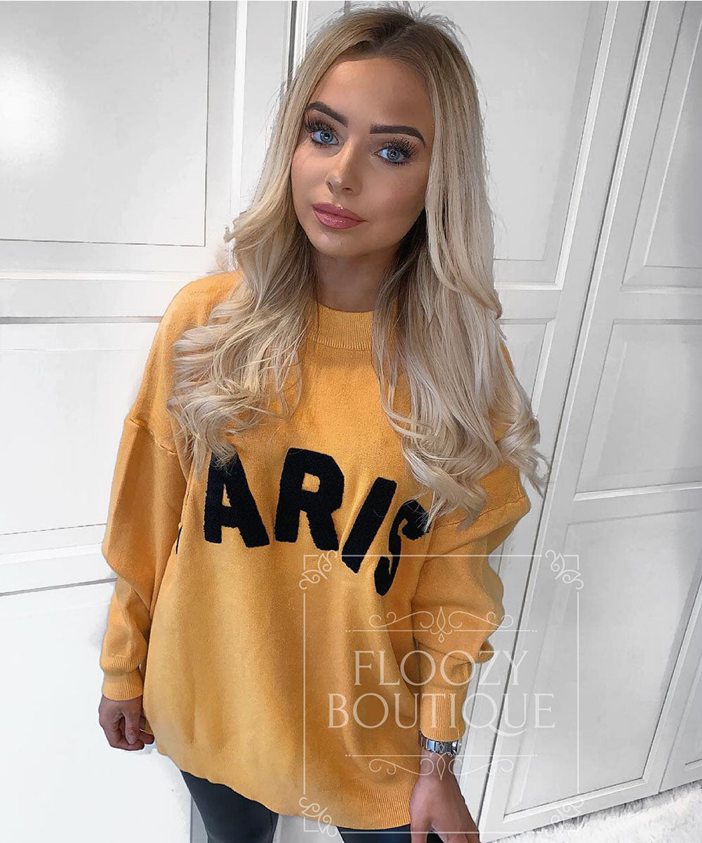 a0d665e68089 Paris Jumper – Floozy Boutique