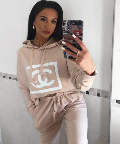Hooded GC Lounge Wear Set