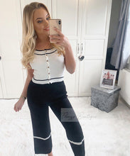 Button Culotte Co-Ord