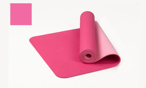 Tappetino per Fitness e Yoga 183*61cm 6mm