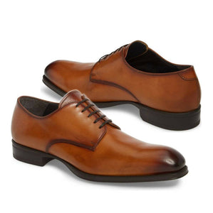 leather404 Clothing, Shoes & Accessories:Men's Shoes:Dress Shoes Handmade Derby Brown Leather Shoes, Dress Men Shoes, Office Shoes, Business Shoe