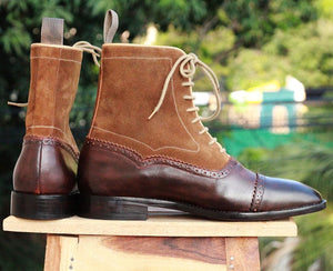 leather404 Clothing, Shoes & Accessories:Men's Shoes:Boots Brown Boots