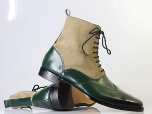 ankle high Boots Green & Beige boot dress boot boot dress Lace up Boots Men boots Green & Beige Ankle boots men's boot Green & Beige boot leather Suede boots leather boot Slippers boots shoes ankle high oxfords Slip on Green & Beige Boots fashion boot Men fashions Designer Boots Men's Dress boot Lace Up leather boots