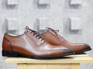 leather404 Clothing, Shoes & Accessories:Men's Shoes:Dress Shoes Copy of Black Split Toe Men Leather Shoes