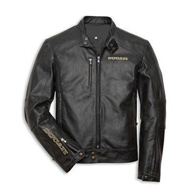 leather404 Clothing, Shoes & Accessories:Men's Clothing:Coats & Jackets s Men's Black Slim Fit Casual Motorbike Biker Cowhide Leather Jacket