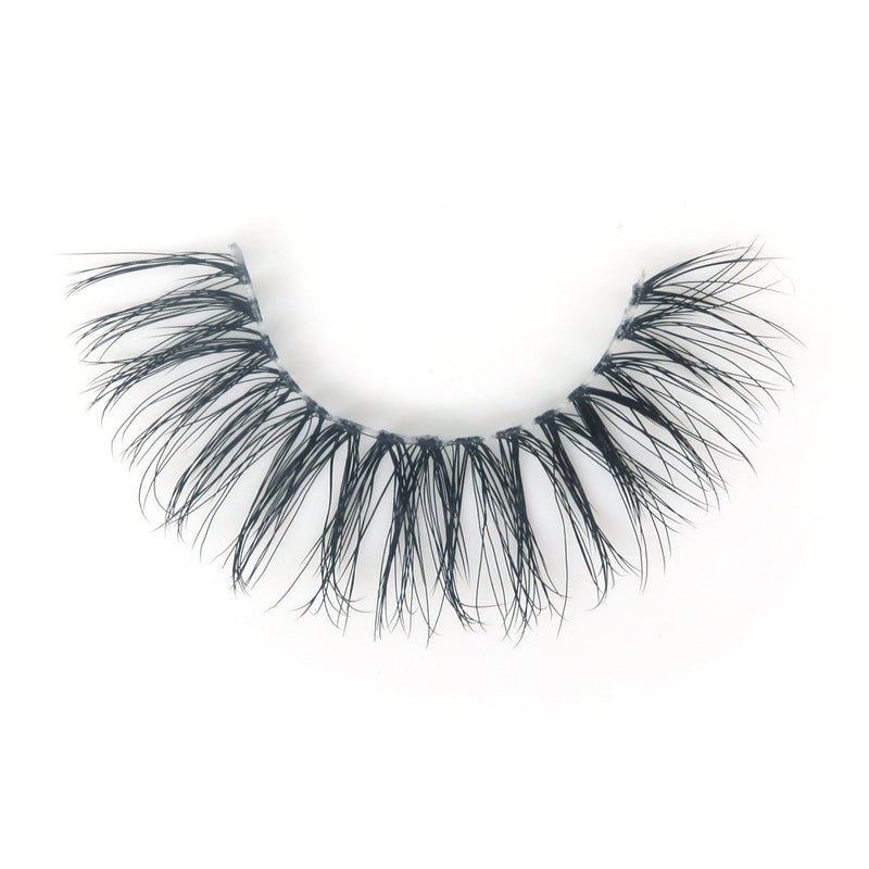 Celeste Wispy Faux Mink eyelash by Thrifty lashes |  Cheap faux mink eyelashes online