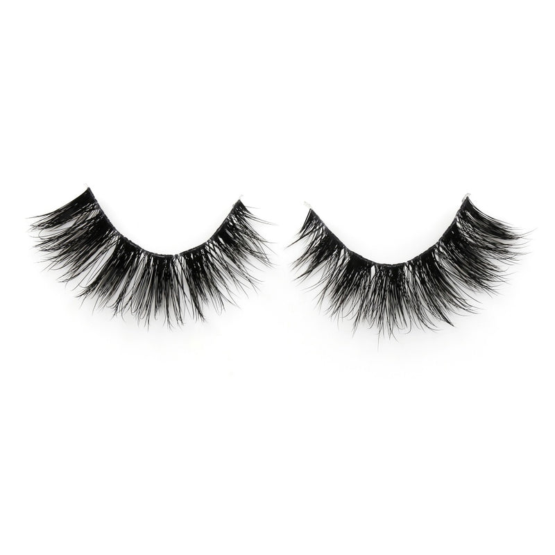 Wispy Collection by Thrifty Lashes | Cheap Wispy Faux Mink Eyelashes