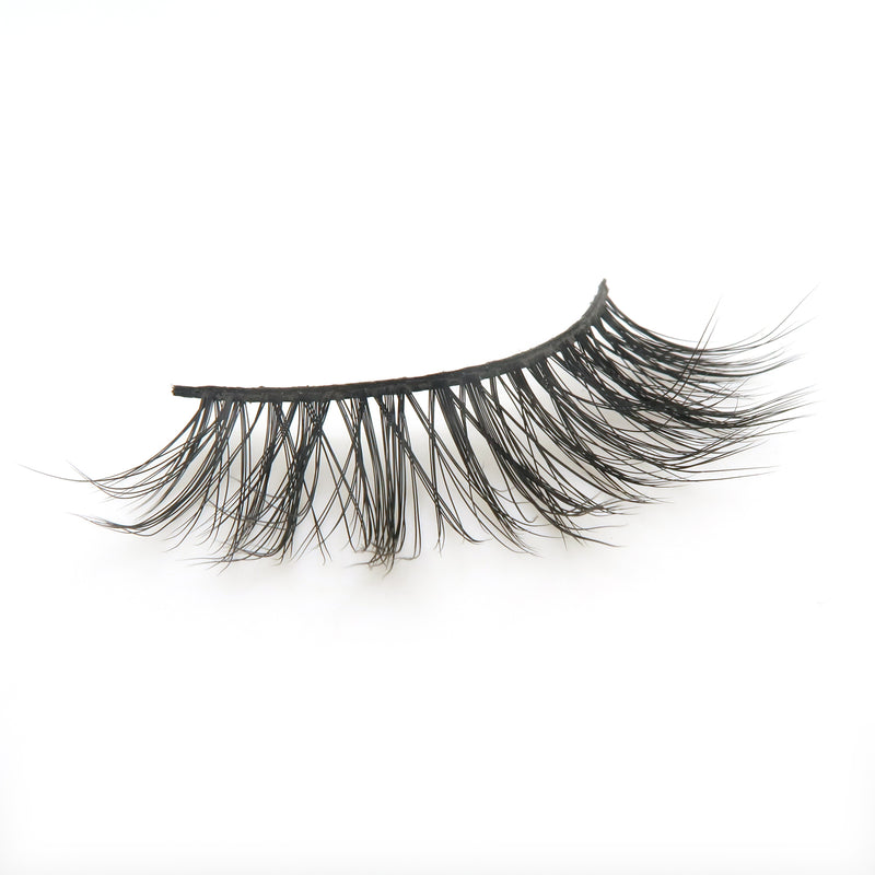Violet by thrifty lashes | 3d silk false lashes | cruelty free false eyelashes