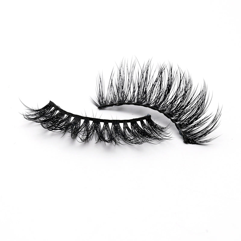 Opal by Thrifty Lashes 3D faux mink and luxury 3D silk fake eyelashes