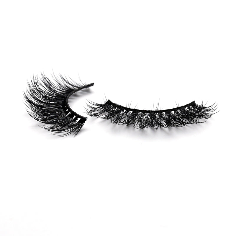 Opal by Thrifty Lashes 3D faux mink and luxury 3D silk false eyelashes
