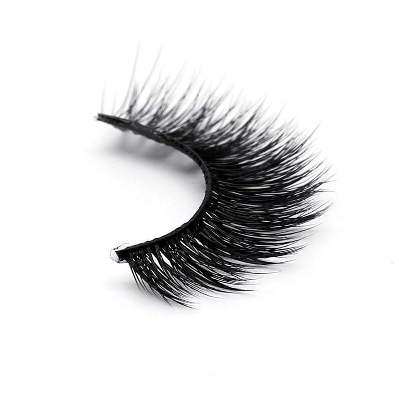 emerald thrifty lashes 3D silk false eyelash