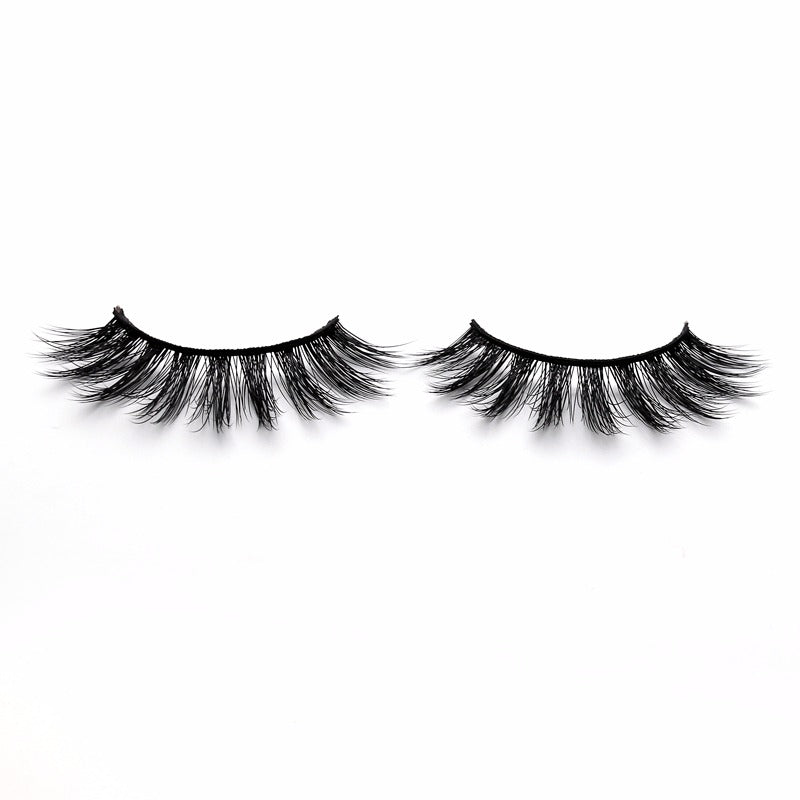 Crystal by Thrifty Lashes | Top Quality 3D silk fake eyelashes sale online