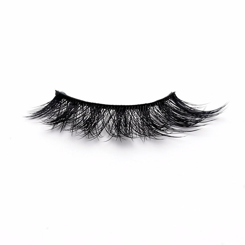 Jade by Thrifty Lashes | 3D Silk False Eyelash | Makeup