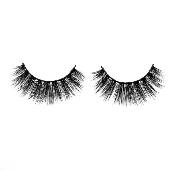 Aquamarine 3D luxury silk false eyelashes