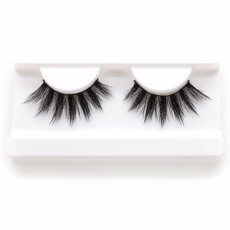 Alexandrite by Thrifty Lashes | Handmade 3D Silk False Eyelashes