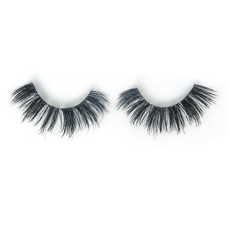 Vega by Thrifty Lashes | 3D wispy faux mink false eyelashes | cheap wispy lashes online