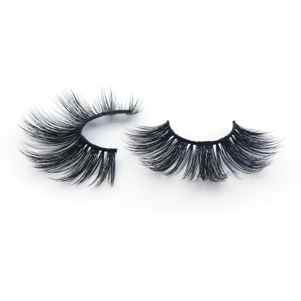 Merlot by Thrifty Lashes | 3D silk Extra Long eyelashes | affordable cruelty free lashes