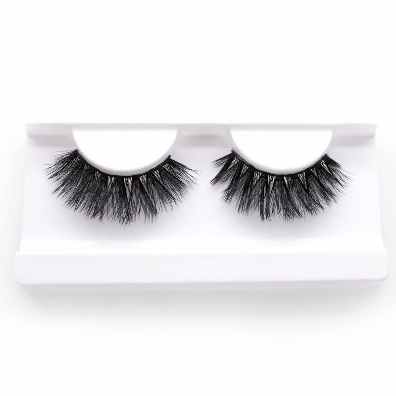 Coral by Thrifty Lashes | Premium 3D silk False Eyelash Collection Online