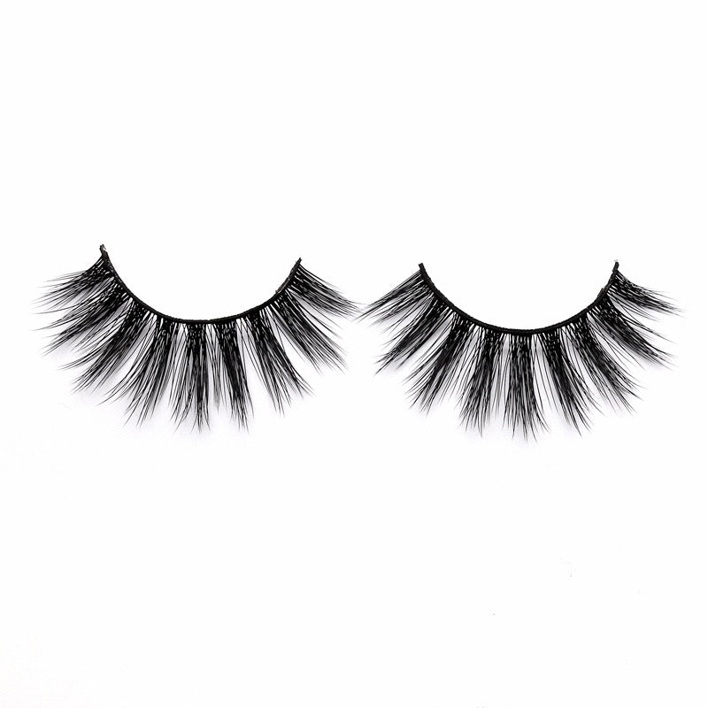 Crystal by Thrifty Lashes | best 3D Silk False Eyelashes online