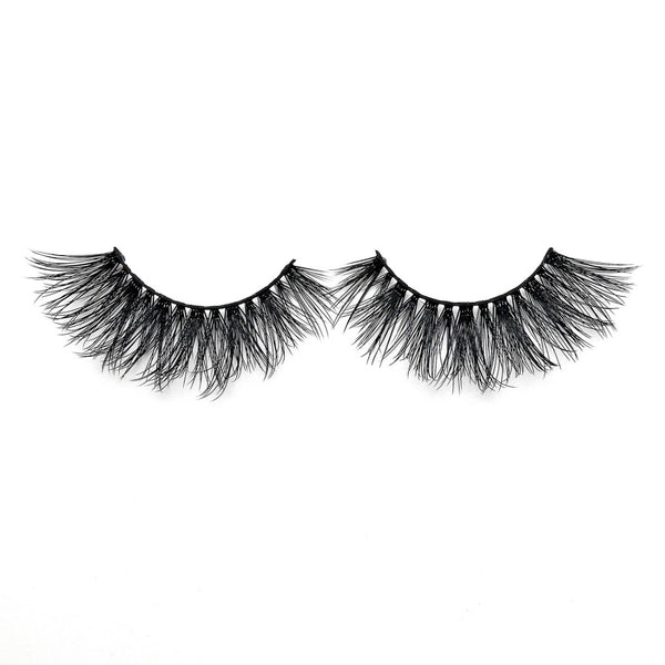 Summer by Thrifty Lashes | high-quality 3D Silk False Eyelash | Cruelty free lashes | Cheap eyelashes online | drugstore fake eyelashes