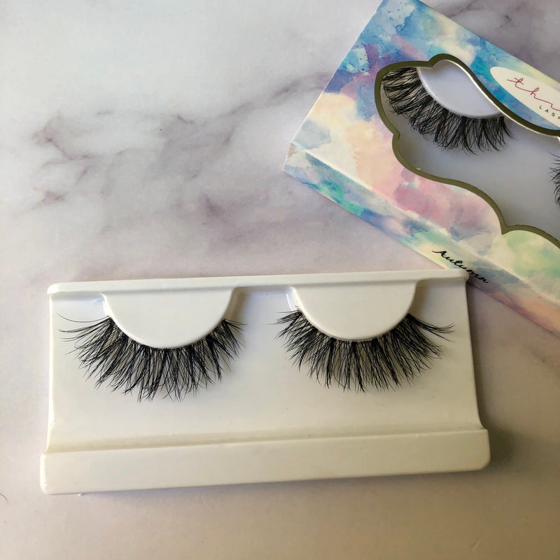 Autumn by Thrifty Lashes | Faux Mink Fake eyelashes
