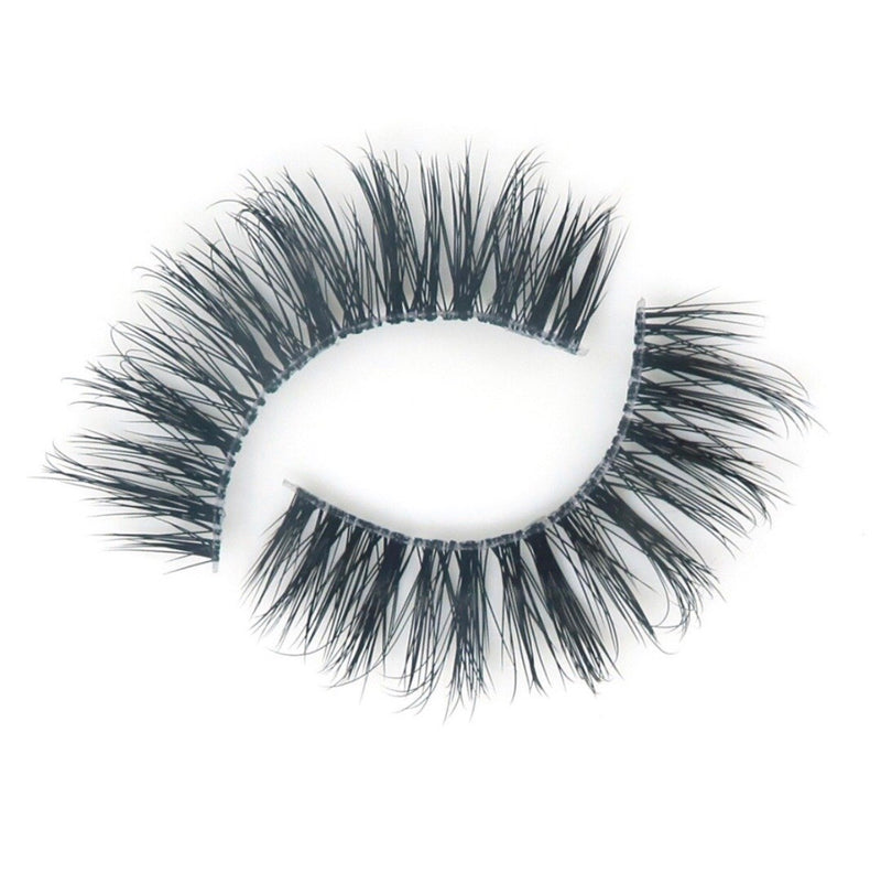 Faux Mink Lashes by Thrifty Lashes | Wispy Lashes | Affordable Lashes | Angel by Thrifty Lashes