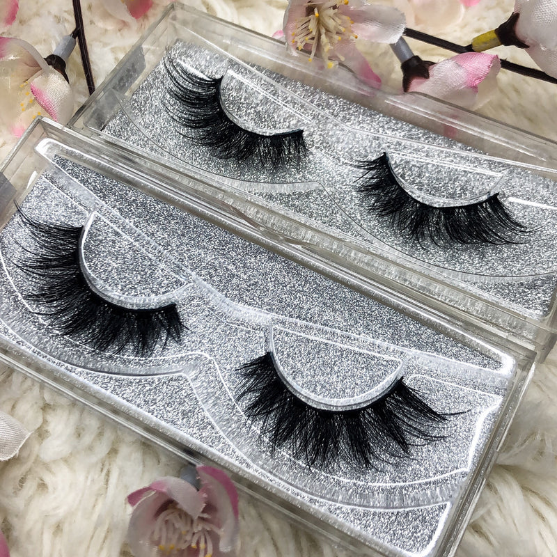 Thrifty Lashes Jade 3D Silk False Eye lash Collection