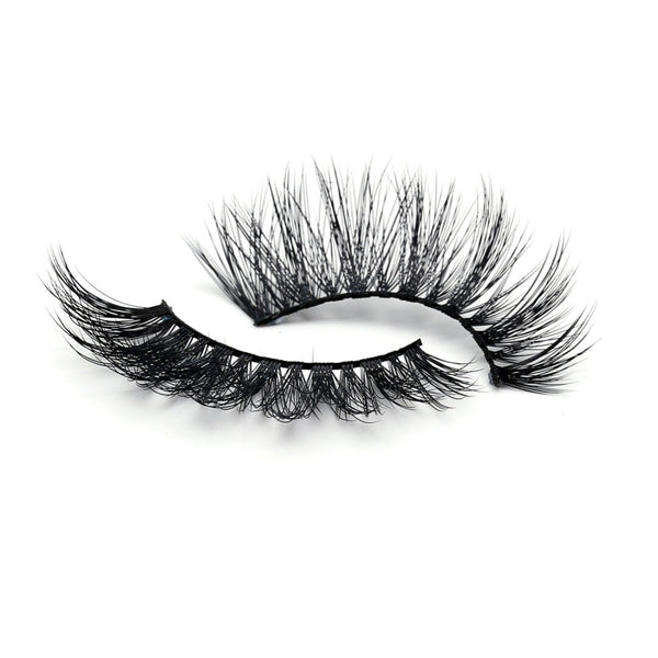 Summer by Thrifty Lashes | 3D Silk False Eyelash | Cruelty free lashes | Cheap eyelashes online | drugstore fake eyelashes