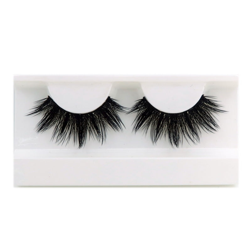 peridot 3d silk fake eyelash by thrifty lashes | fast shipping | best eyelashes online